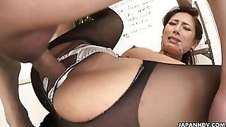 Panty job and nylon japanese teasing hand opinion you are